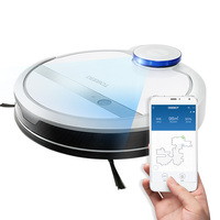 Ecovacs Home Ultra Thin Automatic Sweep Floor Intelligent Robot Vacuum Cleaner