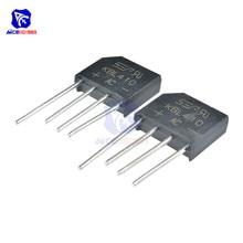 Bridge-Rectifier Diode 1000V KBL410 4A 10pcs/Lot SIP-4 Integrated-Circuit Single-Phase