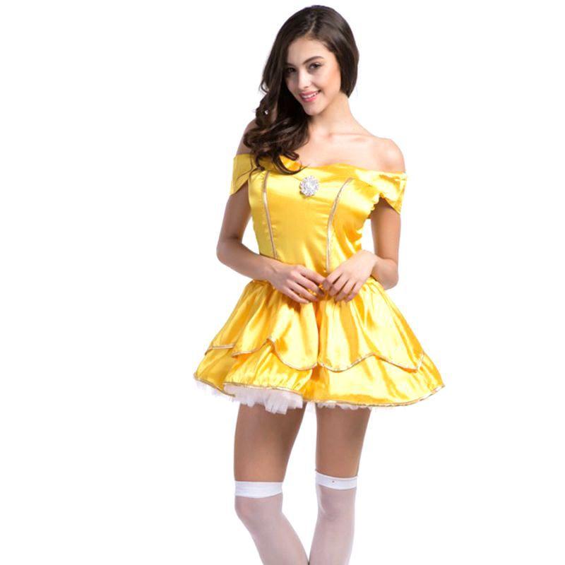 Adult snow white halloween costume dress maid dress cosplay sissy dress sexy halloween costume for women princess dress adults on Aliexpress.com | Alibaba ...  sc 1 st  AliExpress.com & Adult snow white halloween costume dress maid dress cosplay sissy ...