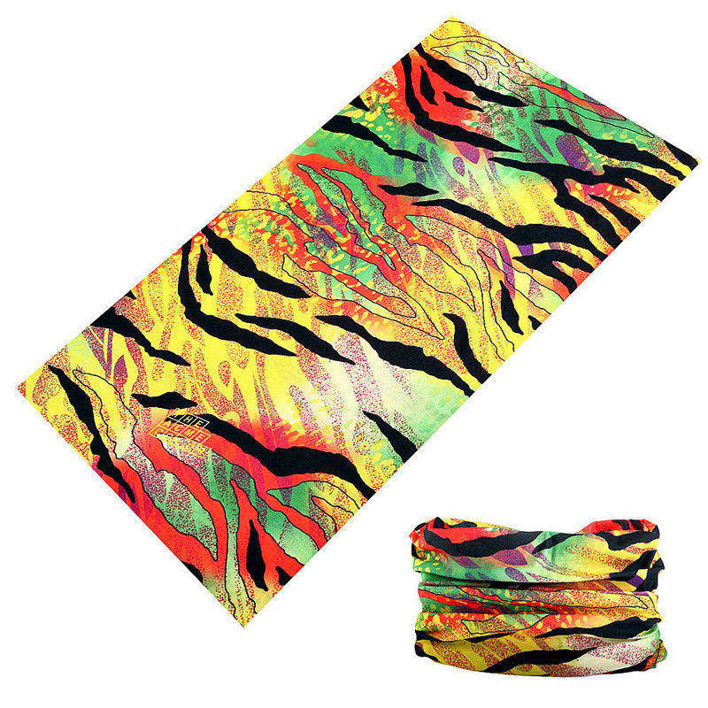 Colorful Butterfly Headband Buffe New Design Custom Pattern Tube Bandana Sports Headwear Cycling Head Scarf Face Shield Kerchief