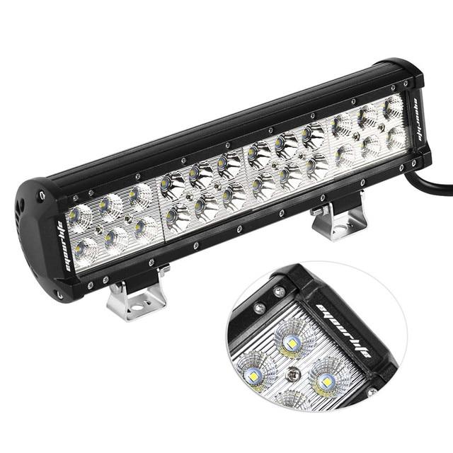 Delightful Eyourlife 12 Polegada 72 W Led Light Bar 4x4 Offroad Levou Condução Luzes  Luzes SUV Off