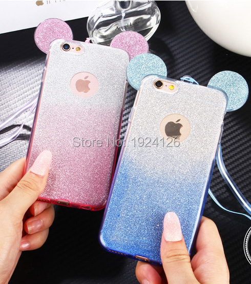 mickey mouse ears phone case iphone 6