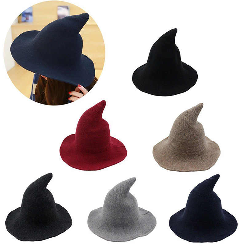 Подарок ко Дню Святого Валентина Повседневное шляпа Для мужчин и Для женщин вязать шляпу мода твердая шляпа разнообразные вдоль Hat