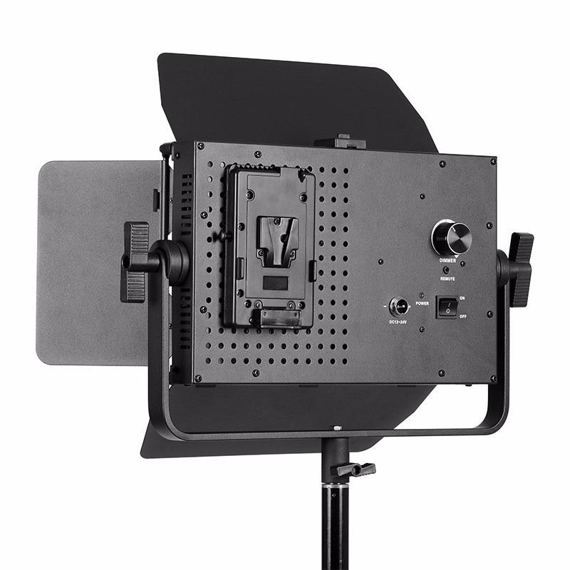 GK J 900S 900 LED Professional Photography Studio Video Light Panel Camera Photo Lighting