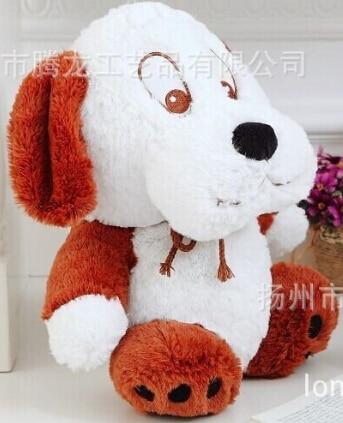 New plush toys / couple toys / stuffed dog / dog toys Choi new