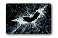 Free Ship 2015 New Design Custom Doormats Classic The Dark Knight Batman Coussin Bedroom Carpets Durable Bathroom Rugs #DM 168