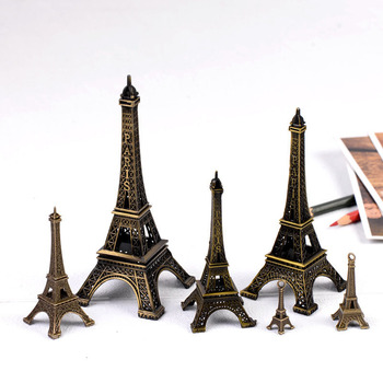 Metal Eiffel Paris Tower Home Decoration Accessories