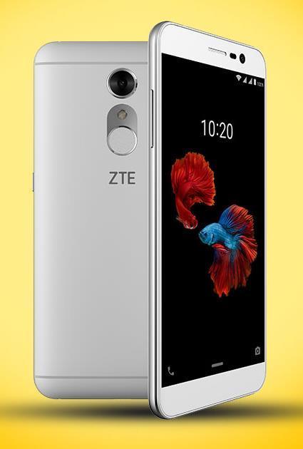 ZTE Blade BA910(A910) Quad-core CPU 3GB RAM 32GB ROM 5.5 inch 1280*720pixels LTE Fingerprint Dual SIM card NFC Flyme OS(Android)