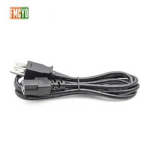Image 2 - Cable de alimentación US 2,5 m 2 Pin redondo AC US Plug mm2 grueso servidor Cable de alimentación/plomo/Cable para servidor UPS/PDU