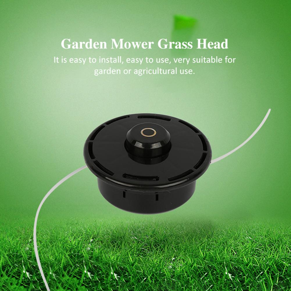 Universal Grass Trimmer Head For Strimmers Replacement With 2 Lines Brush Cutter Head Lawn Mower AccessoryUniversal Grass Trimmer Head For Strimmers Replacement With 2 Lines Brush Cutter Head Lawn Mower Accessory