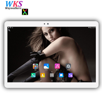 2018 Newest Original 10 Inch Tablet PC Android 7 0 Phone Call Octa Core 64GB 4GB