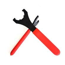цена на CNC wood router hand tools milling engraver ER nut collet spanner wrench ER25 ER32 UM type