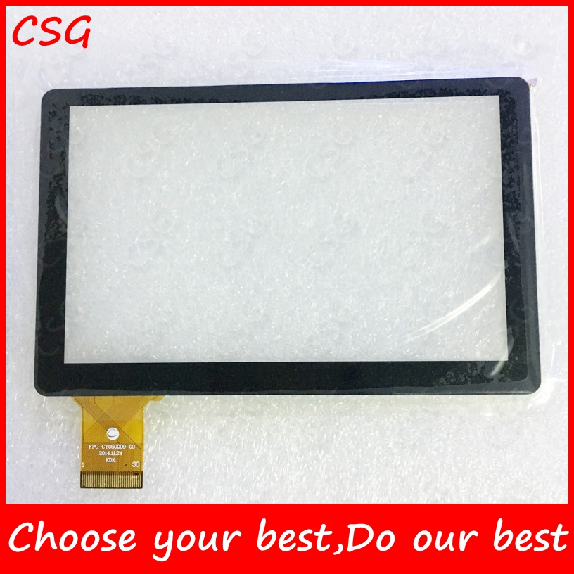 все цены на 1Pcs/Lot New Touch Screen for LEXAND SB5 HD touch Panel handwriting screen digitizer panel Sensor