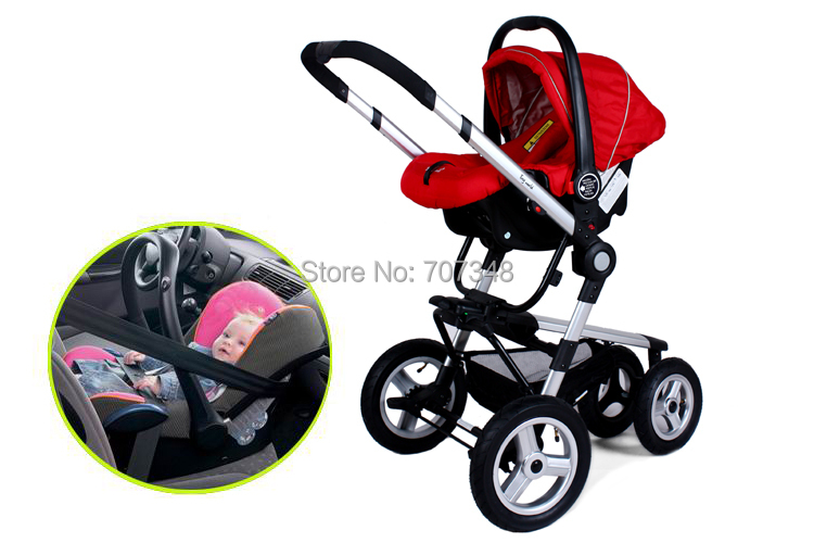 HOT HOT SALE!!!Baby Stroller,Red Color,Green Color and Black Color ...