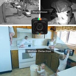 Image 2 - SQ11 Mini Camera 1080P Sport Dv Mini Infrarood Nachtzicht Monitor Verborgen SQ11 Kleine Camera S Dv Video Recorder Cam auto