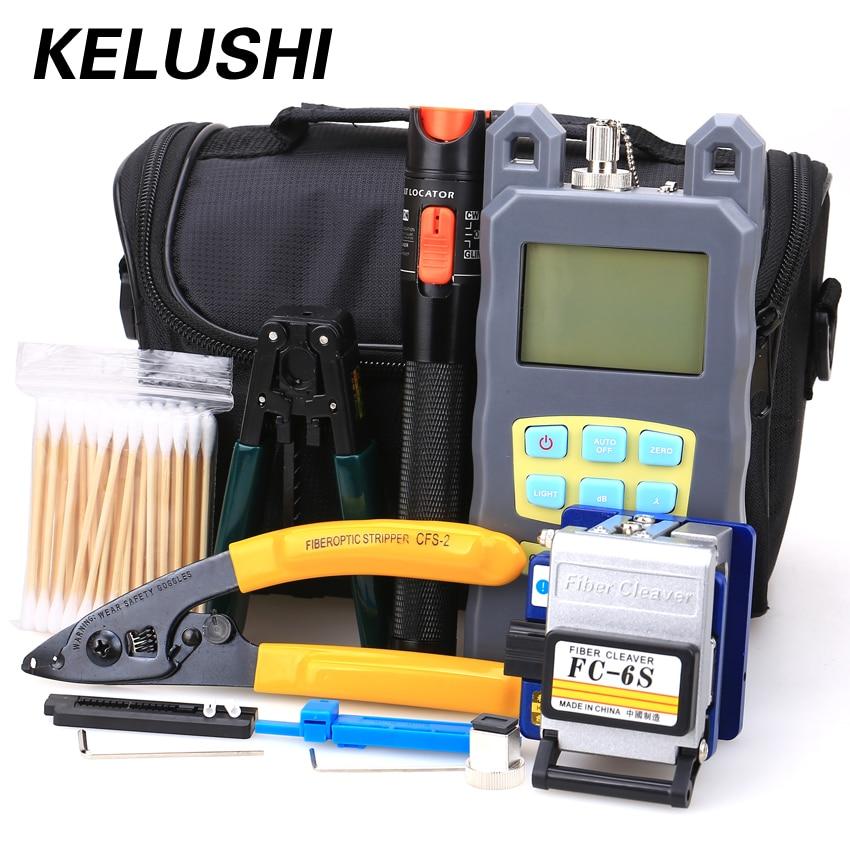 KELUSHI 19 в 1 оптоволоконный набор - Коммуникационное оборудование - Фотография 1