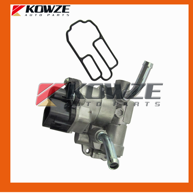 Throttle Body Air Idle Speed Control Servo Stepper Motor IACV for Mitsubishi Montero Pajero 1990-2000 2.4L 4G64 MD614946 idle air control valve iacv 16022p2ea51