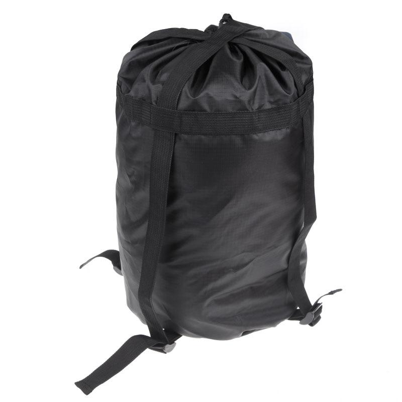 BLUE FIELD 4pcs Lightweight BlueField Compression Stuff Sack Bag Outdoor Camping Sleeping