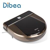 Dibea D900 Rover Wireless Robot Vacuum Cleaners for Home Aspirador Cleaner Wet Mopping Floor Cleaner Corner Robot Sweeper