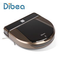 Dibea D900 Smart Robotic Cleaner Anti Dropping Large Dustbin Cleaning Robot Vanuum Cleaner