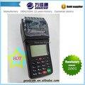 GT6000SW Goodcom Impresora Portátil Inalámbrica WIFI de la ayuda, GPRS, SMS para Restaurante de Comida Online