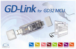 GD-LINK горелка/симулятор ARM GD32F загрузчик