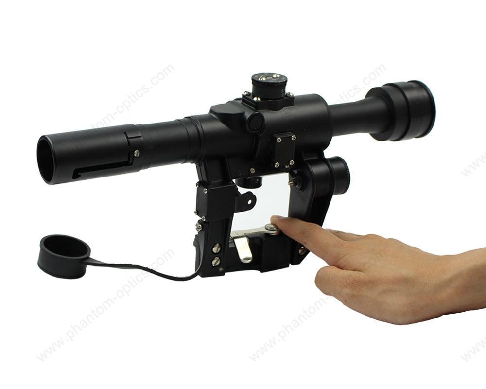 Laser Entfernungsmesser Long Range : Phantom optik premium long range sniper rifle scope für svd gun
