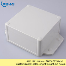 цена на Waterproof seal wire connectors plastic  junction box electronic instrument case diy wall mounting project box 168*120*61mm IP68