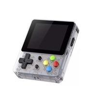 새로운 ldk 2.6 인치 화면 미니 휴대용 게임 콘솔 향수 어린이 레트로 게임 미니 가족 tv 비디오 콘솔