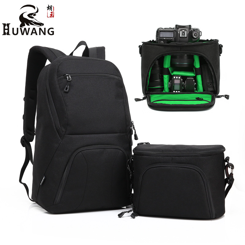 Waterproof Camera Bag Wearing Shockproof Stylish Rucksack DSLR Video Photo  Backpack For Nikon D400 Sony Pentax With Rain Cover 29423b2da1c88