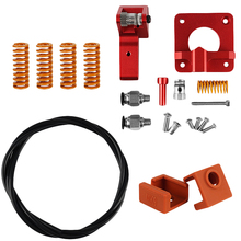 3D Printer Accessories Creality Cr-10S Pro Ender-3 Ptfe Spring Extruder Kit