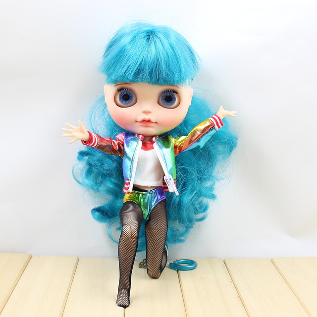 Neo Blythe Doll Shirt Underwear Stocking Coat