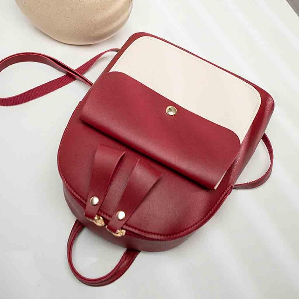 HTB1JwHraubviK0jSZFNq6yApXXaL New Designer Fashion Women Backpack Mini Soft Touch Multi-Function Small Backpack Female Ladies Shoulder Bag Girl Purse #YY