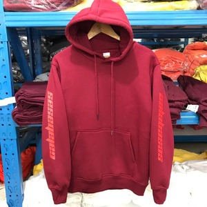 Image 3 - High quality Feece Season 4 Calabasas KANYE WEST hoody Pullover Hoodie oversize Men Women Brand Clothing Long sleeve Sweatshirt