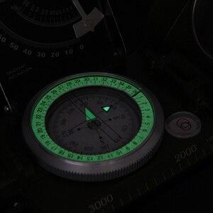 Image 3 - Sobrevivência ao ar livre bússola militar acampamento caminhadas bússola de água geológica bússola digital campismo equipamento navegação