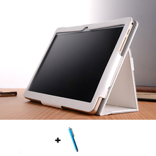 10.1-дюймовый планшет случае TD T980 T805C K999 CB990 A5510 Наши особый случай Мышь натуральной кожи Белого и черного Бесплатный подарок стилус ручка