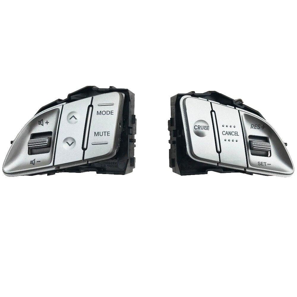 Multi-function Steering Wheel Button Volume Adjustment Cruise Fixed Speed For Hyundai Tucson IX35 2010 2011 2012 2013 2014 96700