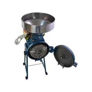 Image 5 - 220V 전기 피드 밀 습식 건조 곡물 분쇄기 쌀 곡물 커피 밀