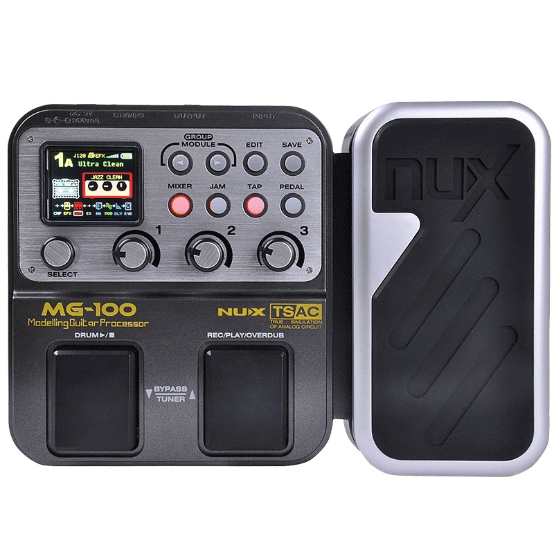 freight free multi-Effects Processor best choice for improving guitar skill electric guitar synthesizer digital synthesis Effect