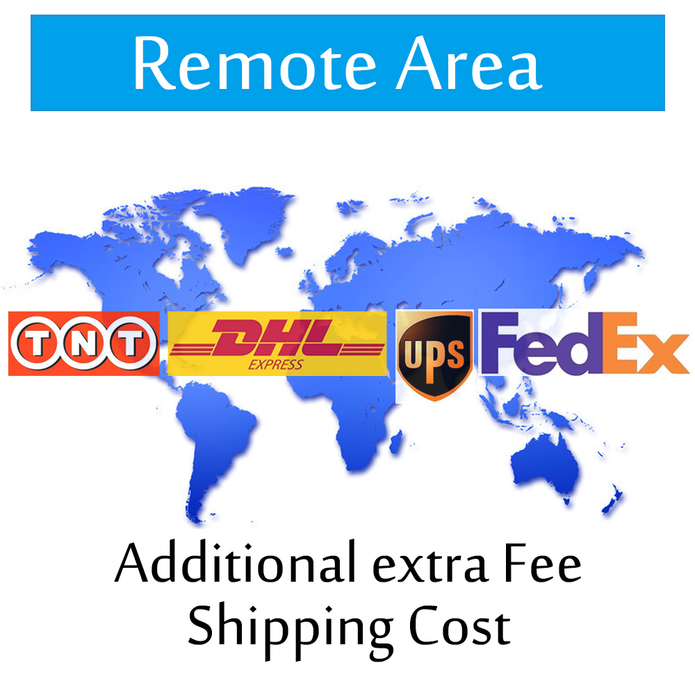 The Additional Extra SRemote Areahipping Cost For CCTV System 40 USD extra cost for guitar