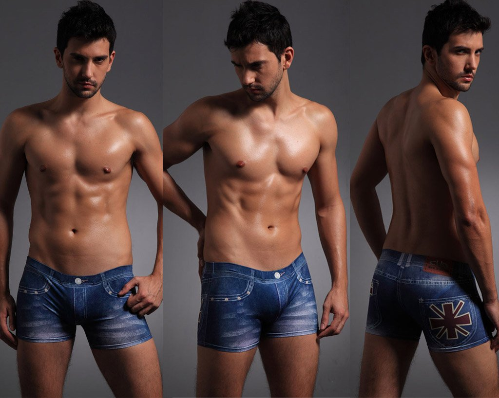 Image result for jeans underwear