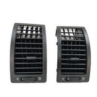 BTAP New Black Left+Right Dashboard Air Vent For VW POLO 9N 2002 2009 6Q0819704 6Q0 819 704 Original Equipment Quality 6Q0819703