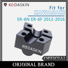 KODASKIN Motorcycle Handle Bar Heightening Device Modify For Kawasaki  ER-6N ER-6F(12-16)