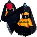 Nuevos cos naruto cosplay dress kimono falda criada princesa party por encargo cualquier tamaño niñas