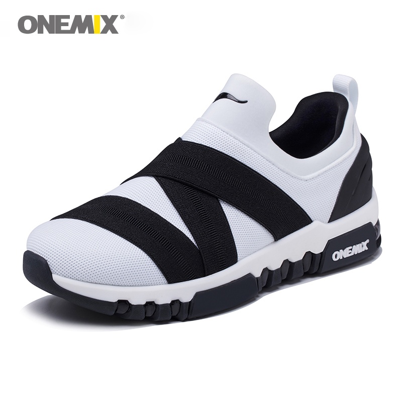 ONEMIX Max Men Running Shoes Mesh Knit Trainers Designer Tennis Sports Sneakers Women Cushion Outdoor Walking Shoe Free Shipping
