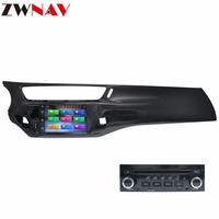 Android 8.0 car CD dvd player head unit for Citroen C3 DS3 2011 2016 multimedia player car radio stereo gps Glonass navigation