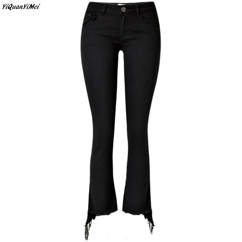 Online Get Cheap Black Jean Capris -Aliexpress.com | Alibaba Group
