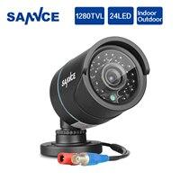 SANNCE 1200TVL Bullet CCTV Camera 1280 720P 1 0MP H 264 Waterproof IR Cut Night Vision