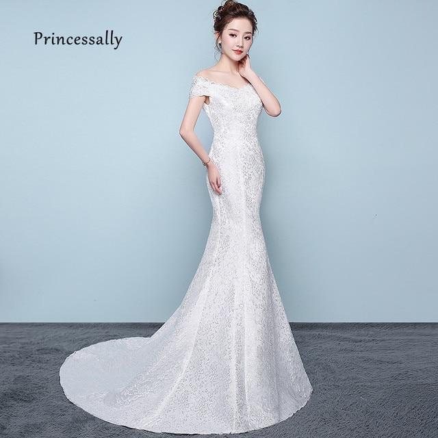 e7ee046eaac1 Robe De Noiva Nouvelle Dentelle De Mariage Robe Sneath Avec Bolero veste  Simple Élégant Mariée Prom