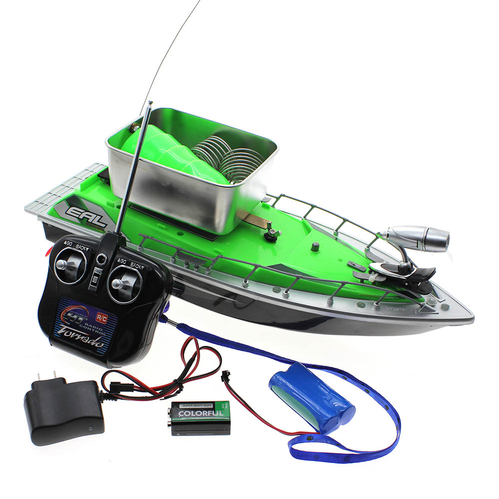 60M 8Hours Remote Control RC Radio Bait Fish Finder Fishing Nest Lure Boat Ship bobing remote control nest ship bait boat fishing gear automatical hit device fish inducer fishing tackle tool accessories
